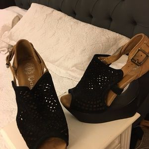 Jeffrey Campbell wedge